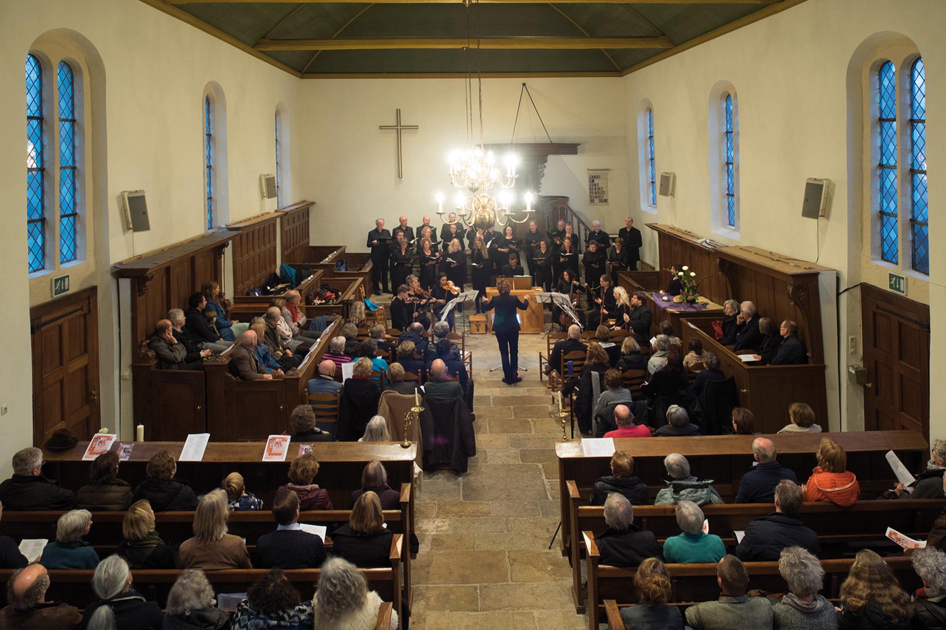 Concert Bach-Werkplaats Diepenheim Johanneskerk Diepenheim